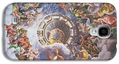 Zeus Paintings Galaxy S4 Cases