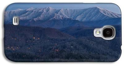 Gatlinburg Tennessee Galaxy S4 Cases