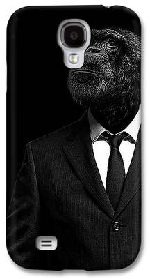 Office Photographs Galaxy S4 Cases