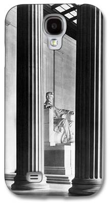 Lincoln Memorial Galaxy S4 Cases