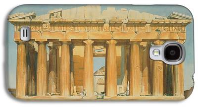Historic Architecture Galaxy S4 Cases