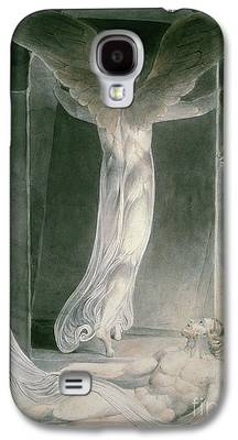 Angelic Drawings Galaxy S4 Cases