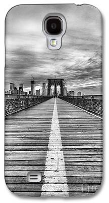 Brooklyn Bridge Galaxy S4 Cases