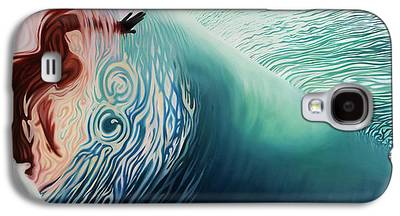 Surf The Rincon Galaxy S4 Cases