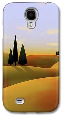 Landscapes Digital Art Galaxy S4 Cases