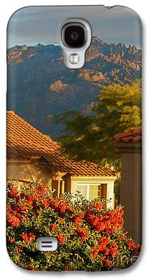 Rooftop Photographs Galaxy S4 Cases
