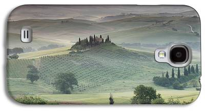 Tuscan Sunset Galaxy S4 Cases