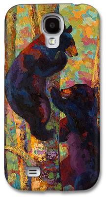 Black Bear Galaxy S4 Cases