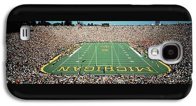 University Of Michigan Galaxy S4 Cases