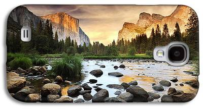 Yosemite National Park Galaxy S4 Cases