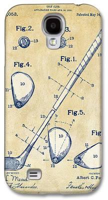 Golf Galaxy S4 Cases
