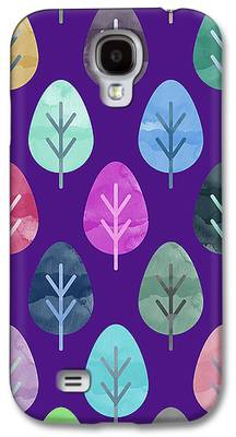 Abstract Design Drawings Galaxy S4 Cases