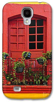 Frame House Galaxy S4 Cases
