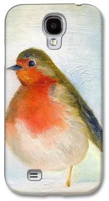 Robin Galaxy S4 Cases