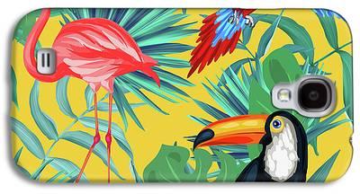 Toucan Galaxy S4 Cases