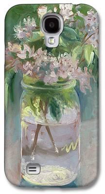 Water Jars Paintings Galaxy S4 Cases