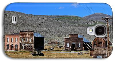 Mining Town Galaxy S4 Cases