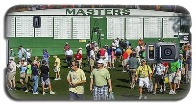 2013 Masters Main Scoreboard Galaxy S5 Case
