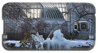 Belle Isle Conservatory Pond 2 Galaxy S5 Case