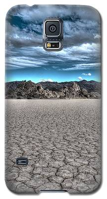 Cool Desert Galaxy S5 Case