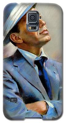 Frank Sinatra Galaxy S5 Cases