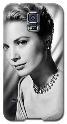 Grace Kelly Galaxy S5 Cases