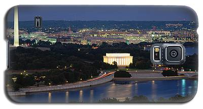 Capitol Building Galaxy S5 Cases