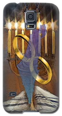 Israel Forever  Galaxy S5 Case