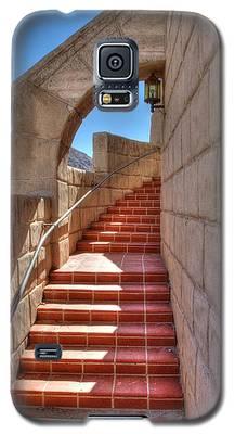 Spanish Steps Galaxy S5 Case