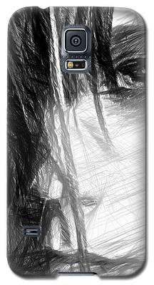 Facial Expressions Galaxy S5 Case