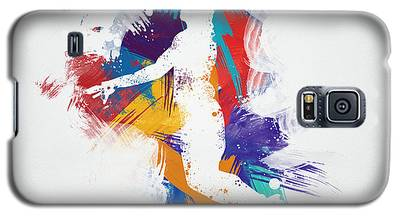 Basketball Galaxy S5 Cases