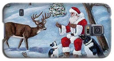 Christmas Treats Galaxy S5 Case