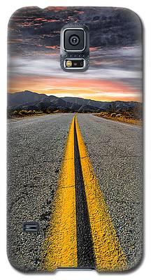 Desert Galaxy S5 Cases