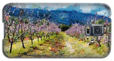 Orchard Views Galaxy S5 Case