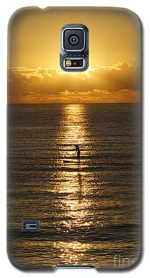 Sunrise In Florida Riviera Galaxy S5 Case