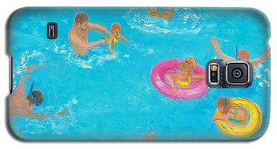 The Swimmers Galaxy S5 Case