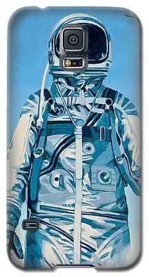 Astronaut Galaxy S5 Cases
