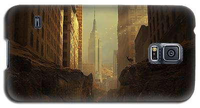 American Landmarks Galaxy S5 Cases