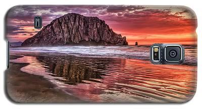 Crimson Sunset Galaxy S5 Case