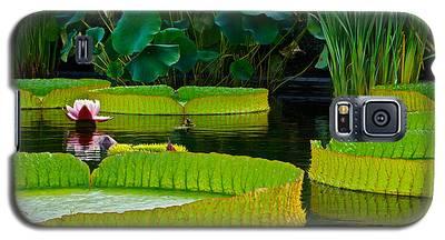 A Garden In Gentle Waters Galaxy S5 Case