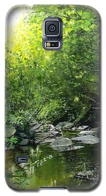 A Road Less Traveled Galaxy S5 Case