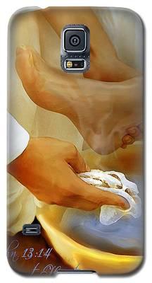 A Servants Heart Galaxy S5 Case