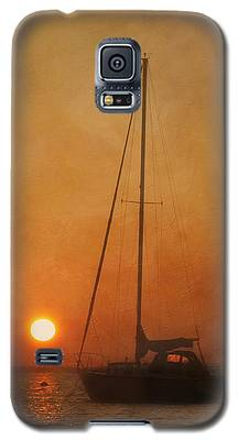 A Ship In The Night Galaxy S5 Case