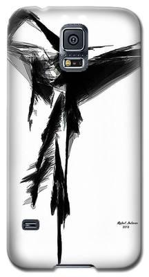 Abstract Flamenco Galaxy S5 Case