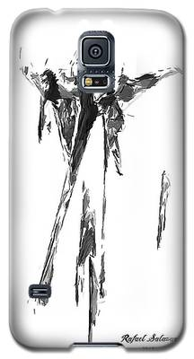 Abstract Series I Galaxy S5 Case