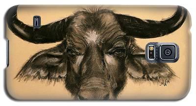 African Buffalo Galaxy S5 Case