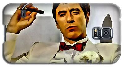 Al Pacino Galaxy S5 Case