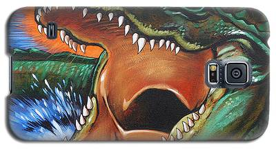 Alligator Galaxy S5 Case