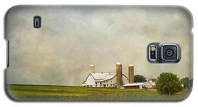 Amish Farmland Galaxy S5 Case