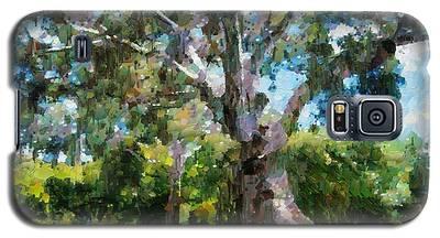 Ancient Gum Tree Galaxy S5 Case
